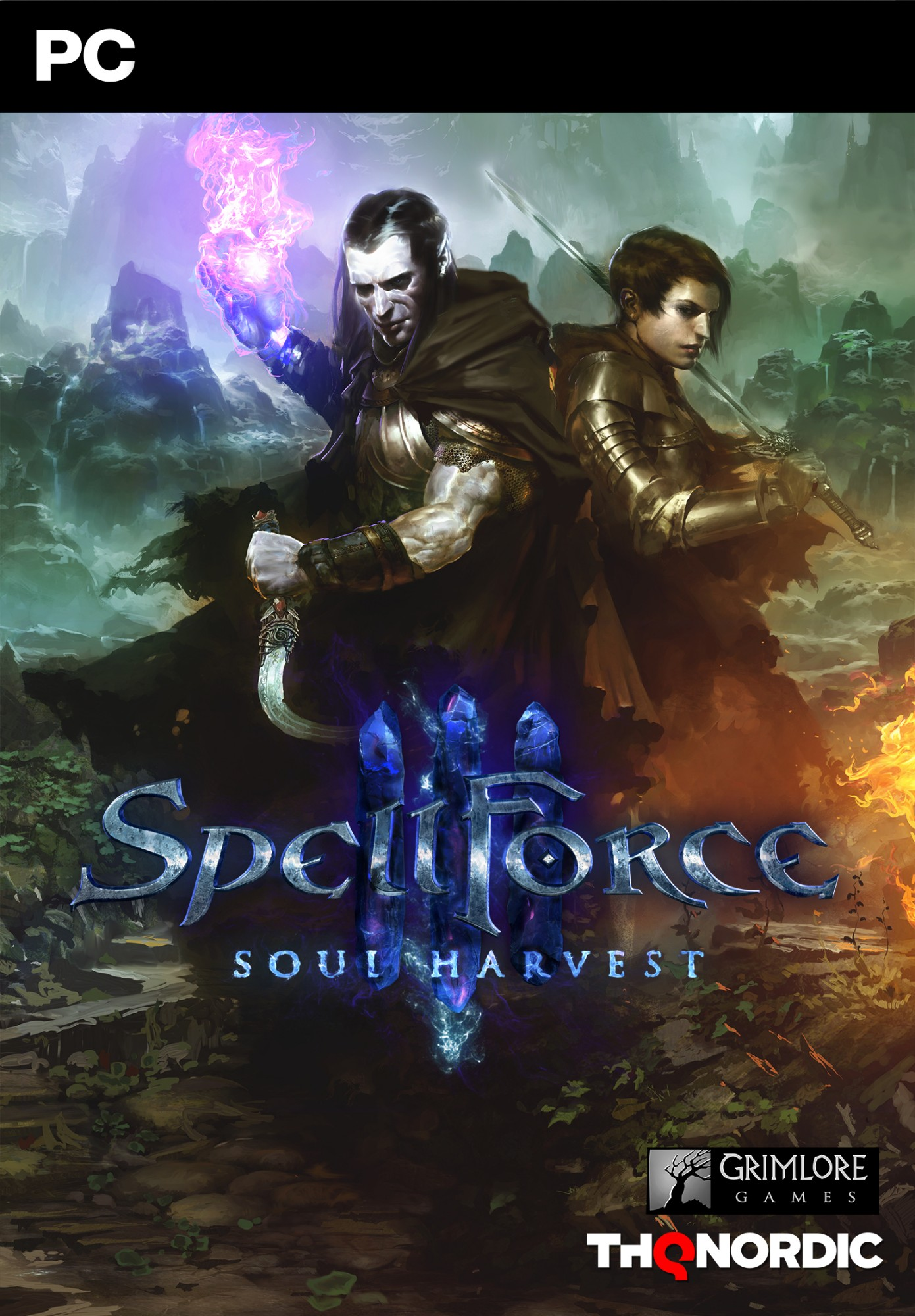 Nexway SpellForce 3: Soul Harvest Video game downloadable content (DLC) PC Español