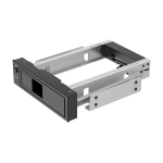 Orico Black 1106SS 5.25 Hard Drive Caddy For 3.5 SATA Drives