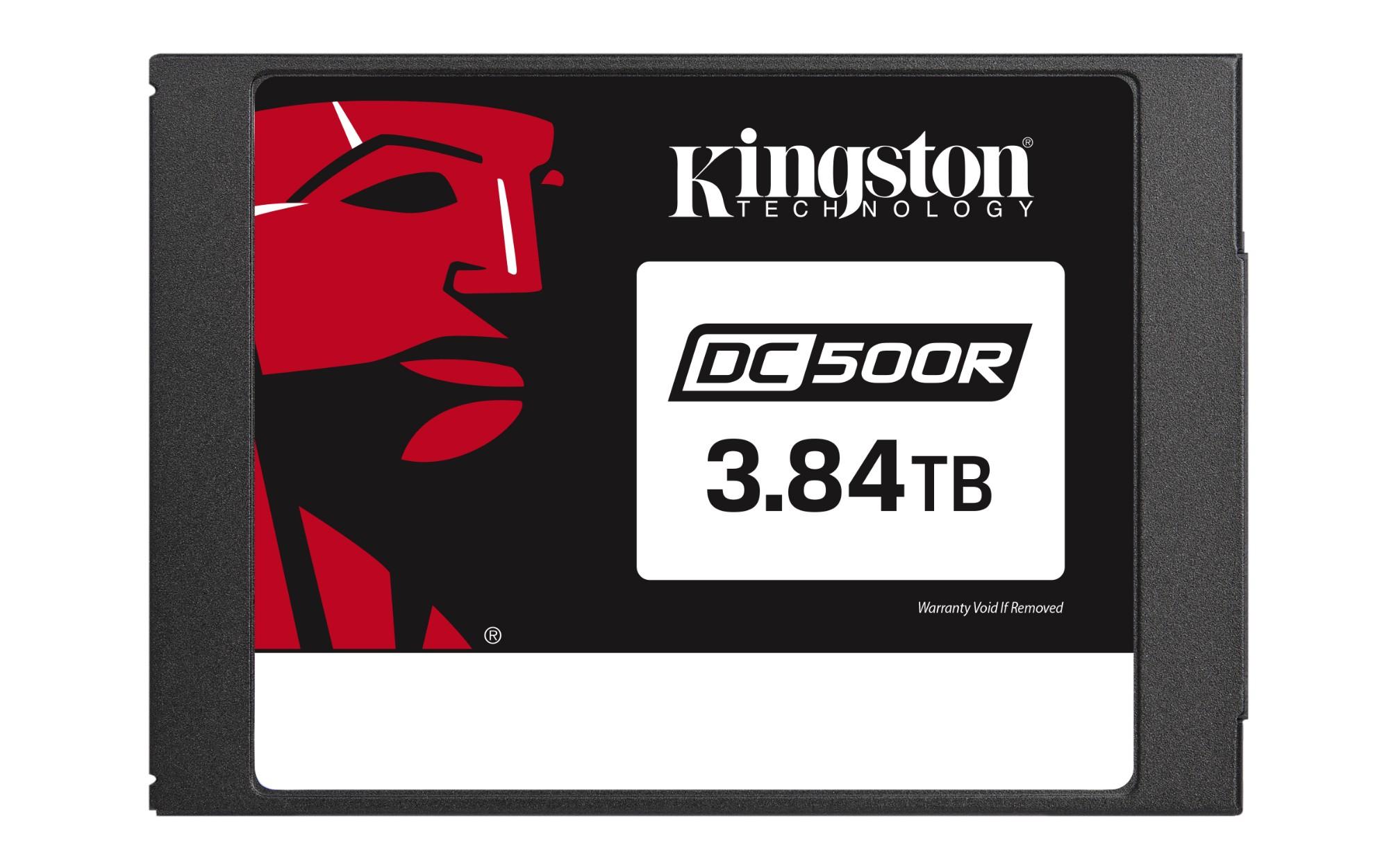 "Kingston Technology DC500 2.5"" 3840 GB Serial ATA III 3D TLC"