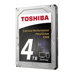 Toshiba X300 4TB 4000GB Serial ATA III hard disk drive