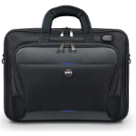 "Port Designs CHICAGO EVO TL 13/15.6' 39.6 cm (15.6"") Briefcase Black 400505"