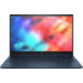 """HP Elite Dragonfly Blauw Hybride (2-in-1) 33,8 cm (13.3"""") 3840 x 2160 Pixels Touchscreen Intel® 8ste generatie Core™ i7 16 GB LPDDR3-SDRAM 512 GB SSD Windows 10 Pro"""