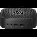 HP t240 1,44 GHz x5-Z8350 Negro 270 g