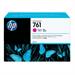 HP CR271A (761) Ink cartridge magenta, 400ml, Pack qty 3