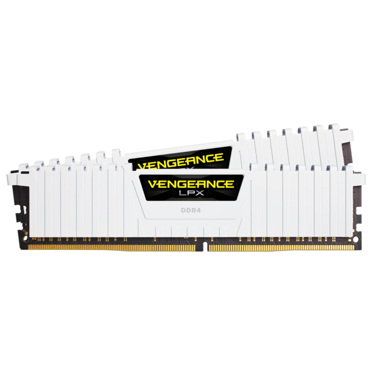 Corsair Vengeance LPX CMK16GX4M2D3000C16W memory module 16 GB DDR4 3000 MHz