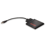 Sandisk SDSSD-UPG-G25 cable interface/gender adapter USB 3.0 SATA Schwarz