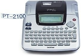 Brother P-Touch 2100VP Label Printer