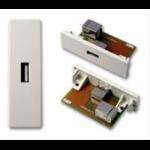 Vision TC2 USBA USB A White wire connector