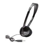 Ergoguys 8200HP-20L Black Supraaural Head-band headphone