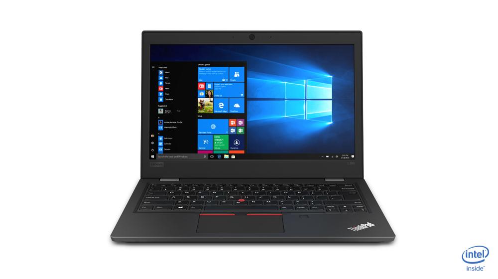 """Lenovo ThinkPad L390 Zwart Notebook 33,8 cm (13.3"""") 1920 x 1080 Pixels Intel® 8ste generatie Core™ i5 i5-8265U 8 GB DDR4-SDRAM 512 GB SSD Windows 10 Pro"""