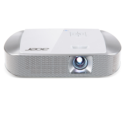 Acer K137i data projector 700 ANSI lumens DLP WXGA (1280x800) Portable projector Silver