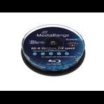 MediaRange BD-R DL 50GB 4x, 10er