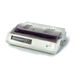 OKI ML3321eco 435cps 240 x 216DPI dot matrix printer