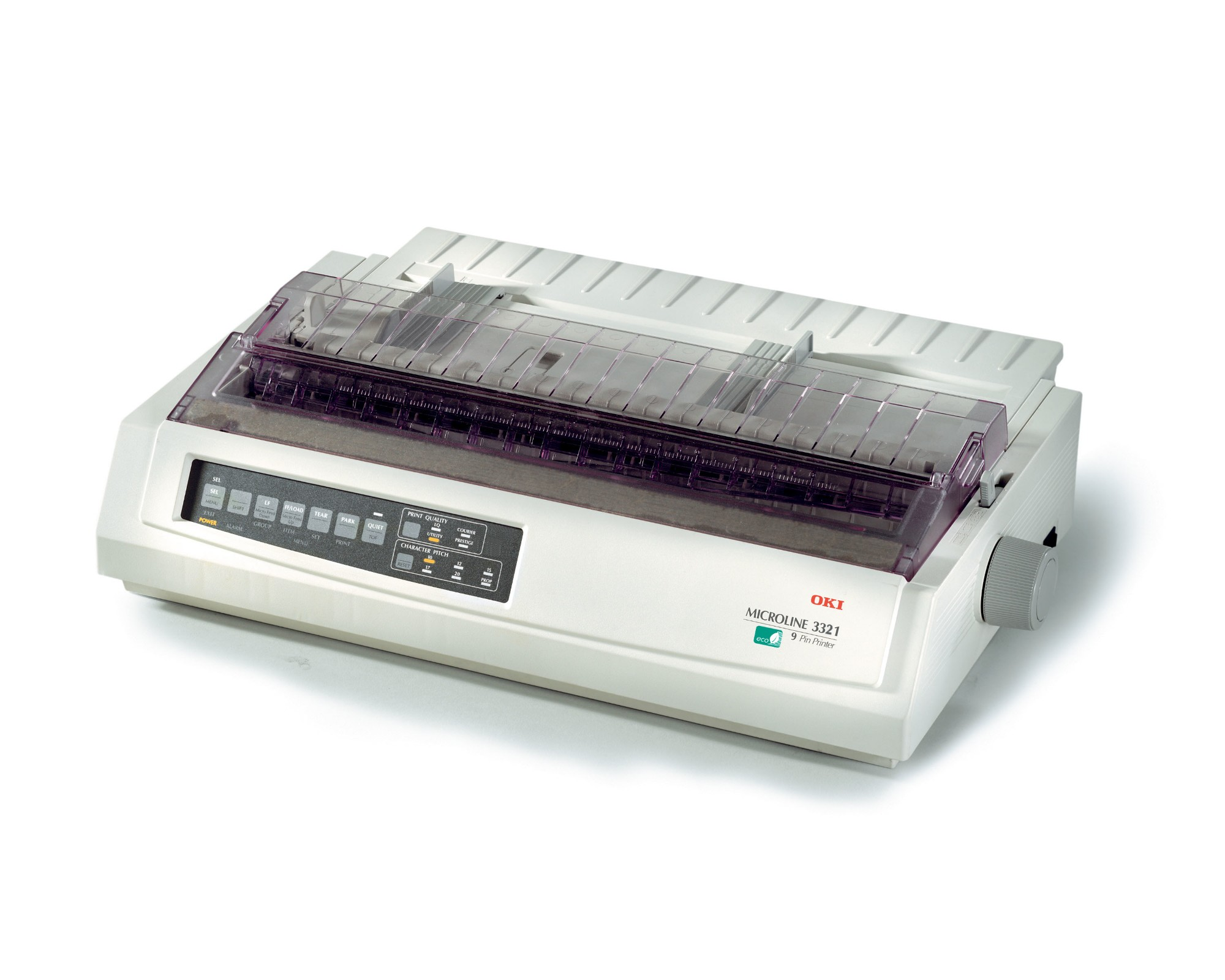 OKI ML3321eco dot matrix printer 240 x 216 DPI 435 cps