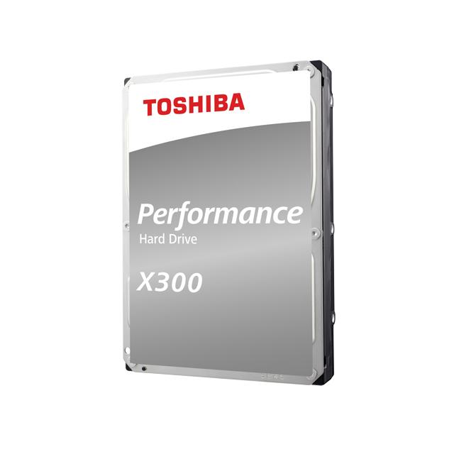 "Toshiba X300 3.5"" 10000 GB SATA"