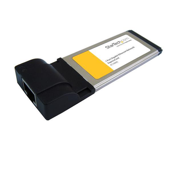 StarTech.com 1-Poort ExpressCard Gigabit Laptop Ethernet Netwerkkaart Adapter