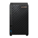 Asustor AS1102T NAS/storage server SAN Mini Tower Ethernet LAN Black RTD1296