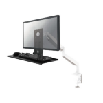 Newstar KEYB-V200BLACK Black notebook arm/stand