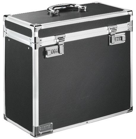 Leitz 67170095 equipment case Briefcase/classic case Black