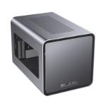 Jonsbo V8 Mini-ITX Case - Grey