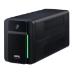 APC BX750MI sistema de alimentación ininterrumpida (UPS) Línea interactiva 750 VA 410 W 4 salidas AC