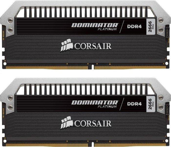 Corsair Dominator Platinum 32GB DDR4-3000 32GB DDR4 3000MHz memory module