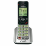 VTech CS6609 telephone handset DECT telephone handset Caller ID Silver