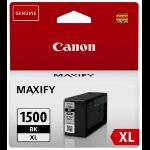 Canon PGI-1500XL BK Origineel Zwart 1 stuk(s)