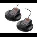 POLY 2200-15855-001 microphone IP phone microphone Black
