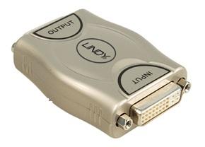 Lindy 32667 AV transmitter & receiver Silver AV extender