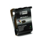 Zebra 800011-109 500pages White ink cartridge
