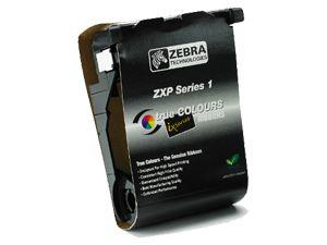 Zebra 800011-109 cartucho de tinta Original Blanco