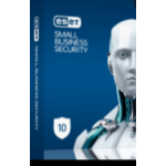 Eset Small Business Security Pack 10-10 Endpoints,10 Android Devices,1 File Server,15 Mailboxes,1Y ESD Ke