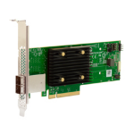 Broadcom HBA 9500-8e interface cards/adapter SAS Intern