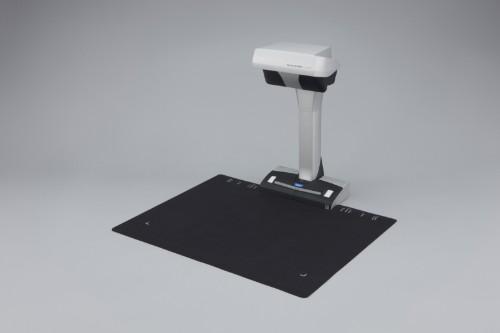 Fujitsu ScanSnap SV600 Overhead scanner 285 x 218DPI A3 Black, White