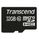 Transcend MicroSDHC 32GB 32GB MicroSDHC Class 10 memory card