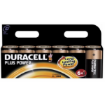 Duracell 6x D 1.5V Alkaline 1.5V non-rechargeable battery