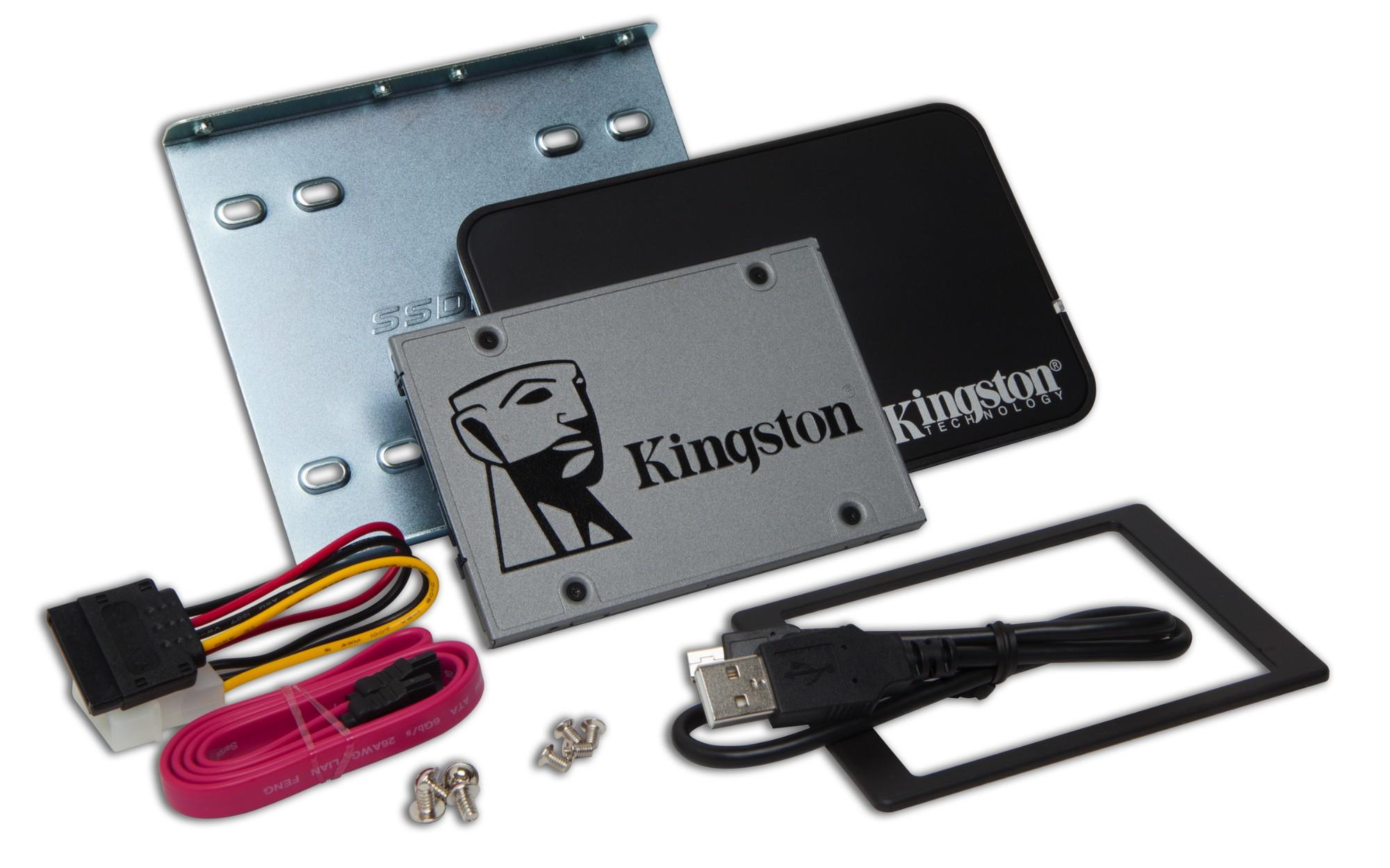 "Kingston Technology UV500 2.5"" 1920 GB Serial ATA III 3D TLC"