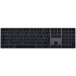 Apple Magic Keyboard Bluetooth AZERTY Französisch Grau