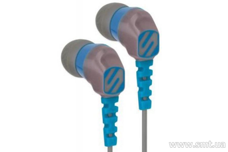 Scosche thudBUDS Sport Earbuds (Blue/Grey)