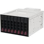 Fujitsu Upgr 8xHD to 4xSDD PCIe SDD Carrier panel