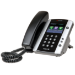 Polycom VVX 500 IP phone Black,Silver Wired handset LCD 12 lines