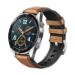 "Huawei WATCH GT-B19V Classic reloj inteligente AMOLED 3,53 cm (1.39"") Negro, Acero inoxidable GPS (satélite)"