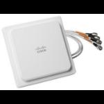 Cisco AIR-ANT2524V4C-R= antena para red Antena omnidireccional RP-TNC 4 dBi