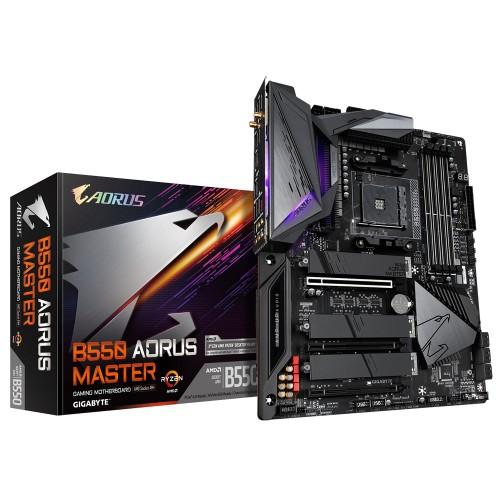 Gigabyte B550 Aorus Master AMD B550 Socket AM4 ATX
