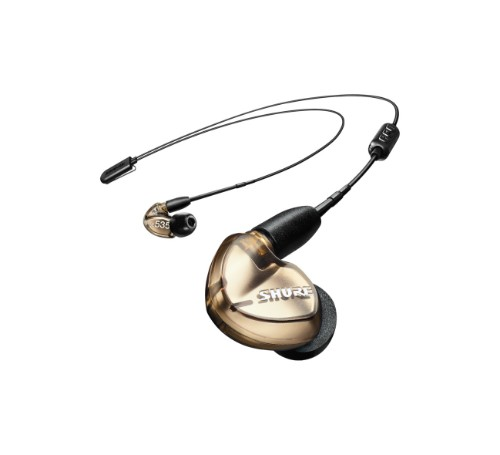 Shure SE535 Headset In-ear Black,Bronze