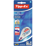 TIPP-EX 8128704 5m White 1pc(s) correction tape
