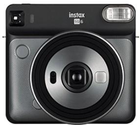 Fujifilm Instax SQ 6 62 x 62 mm Graphite,Grey