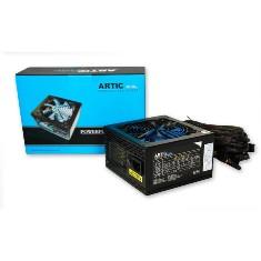 Artic Blue 750W Blue Fan 3xSATA/4xMolex/8Pin/6+2Pin/6Pin