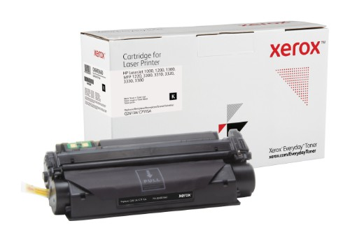 Xerox 006R03660 compatible Toner black, 2.5K pages (replaces HP 13A 15A)